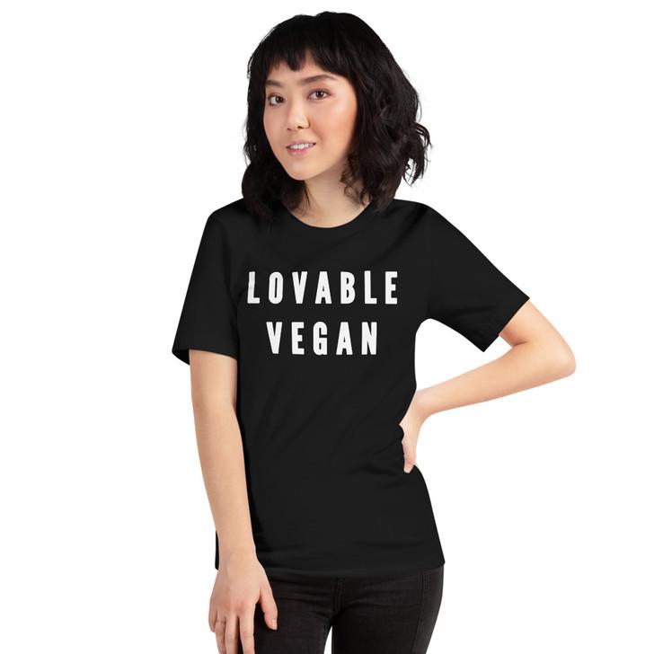 Lovable Vegan T-Shirt