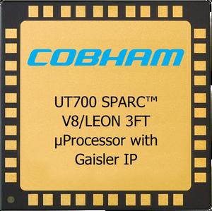 UT700 32-bit Fault-Tolerant SPARC V8 LEON Processor