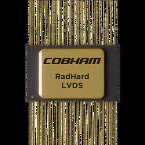 UT54LVDS032 5V LVDS Receiver