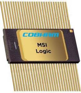 UT54ACS00 MSI Logic CMOS inputs