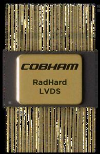 UT54LVDM328 Octal 400 Mbps Bus LVDS Repeater