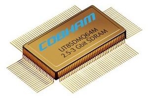 UT8SDMQ64M40 2.5-Gigabit SDRAM MCM
