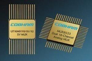 UT16MX117 Analog Multiplexer