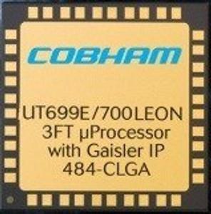 UT699E 32-bit Fault-Tolerant SPARC V8/LEON 3FT Processor