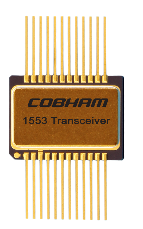 UT63M125C 1553 15V Dual-Channel Transceiver