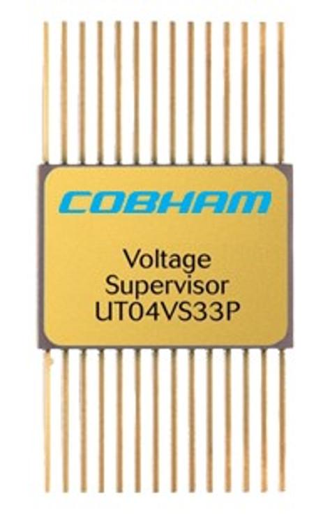 UT04VS50P Quad 5V Voltage Supervisor