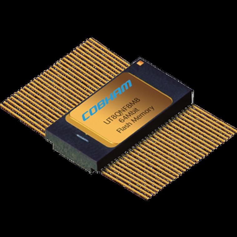UT8QNF8M8 64 Megabit NOR Flash Memory