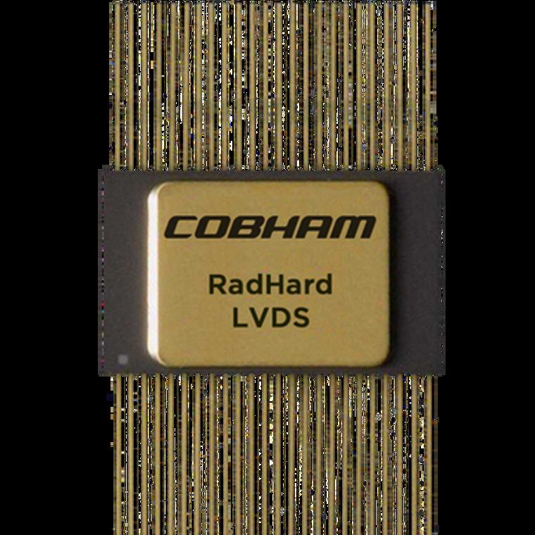 UT54LVDS218 LVDS Deserializer