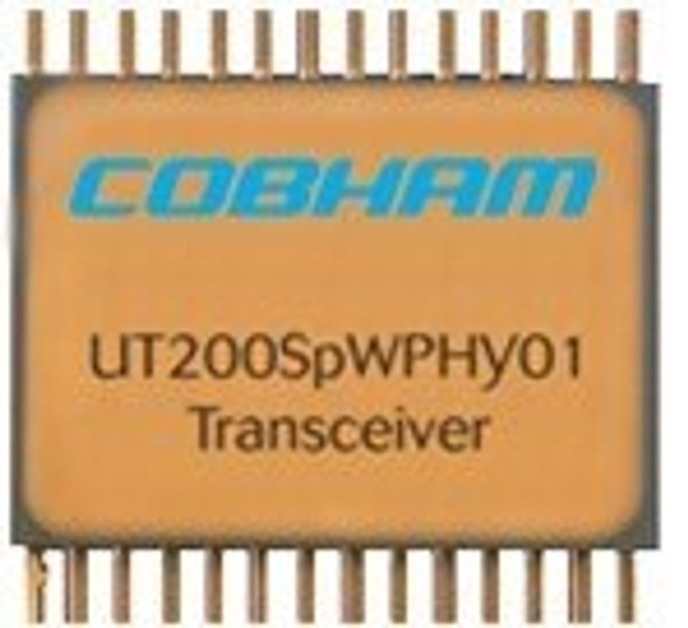 UT200SpWPHY01 SpaceWire Physical Layer Transceiver