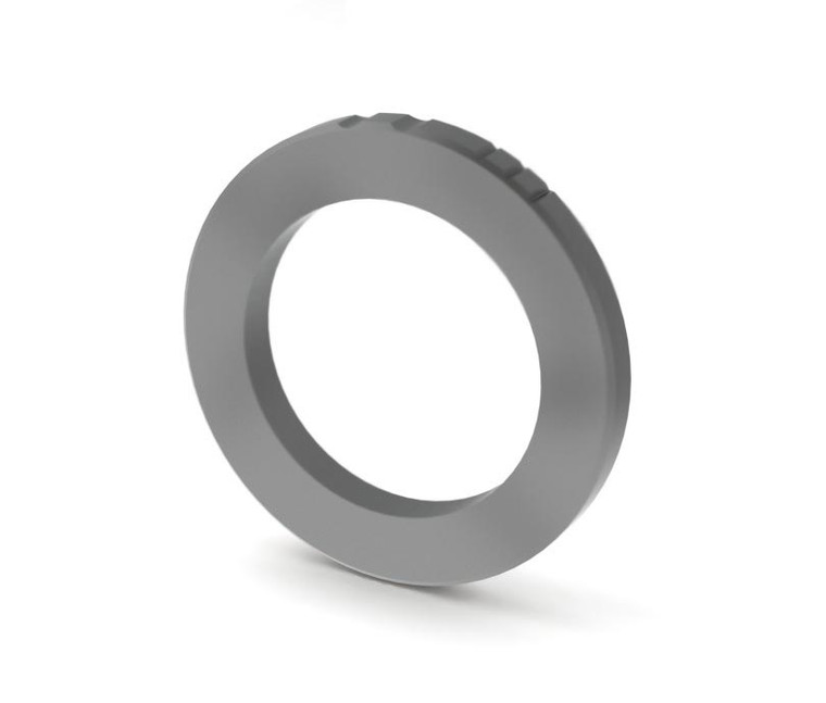 Replacement Accu-Washer®  shim used for fast and simple muzzle device installation