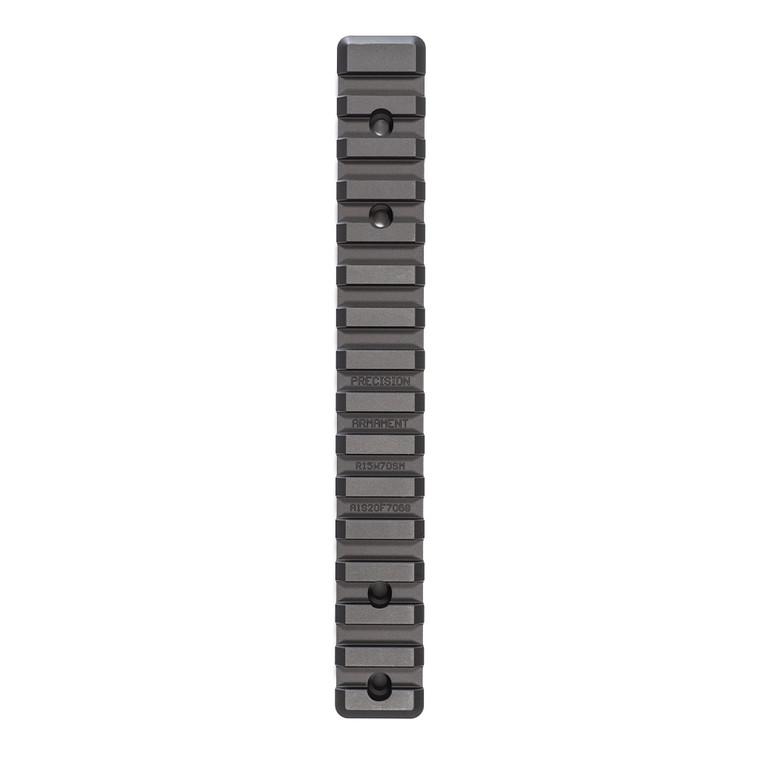 Winchester 70 Tennalum® 7068 Scope Rail Bottom 20-MOA - Short Action