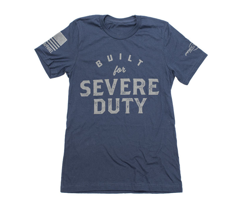 Severe-Duty® T-shirt made by Nine Line Apparel