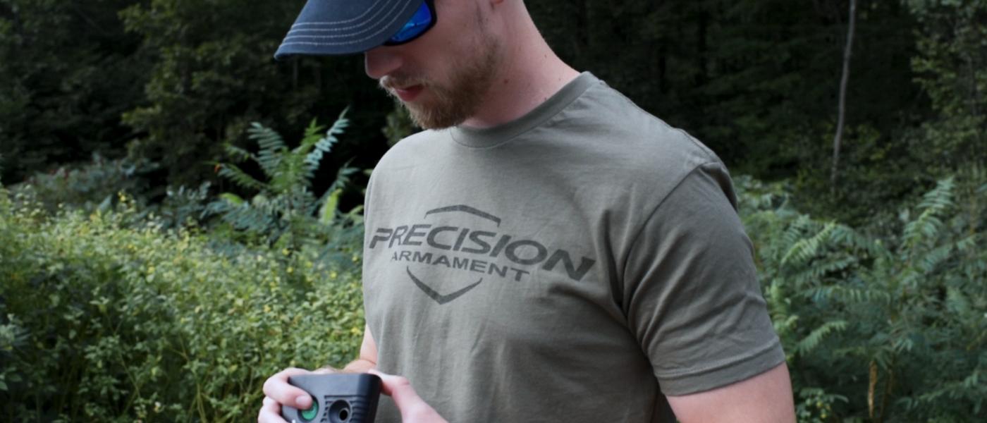 Precision Armament shirt