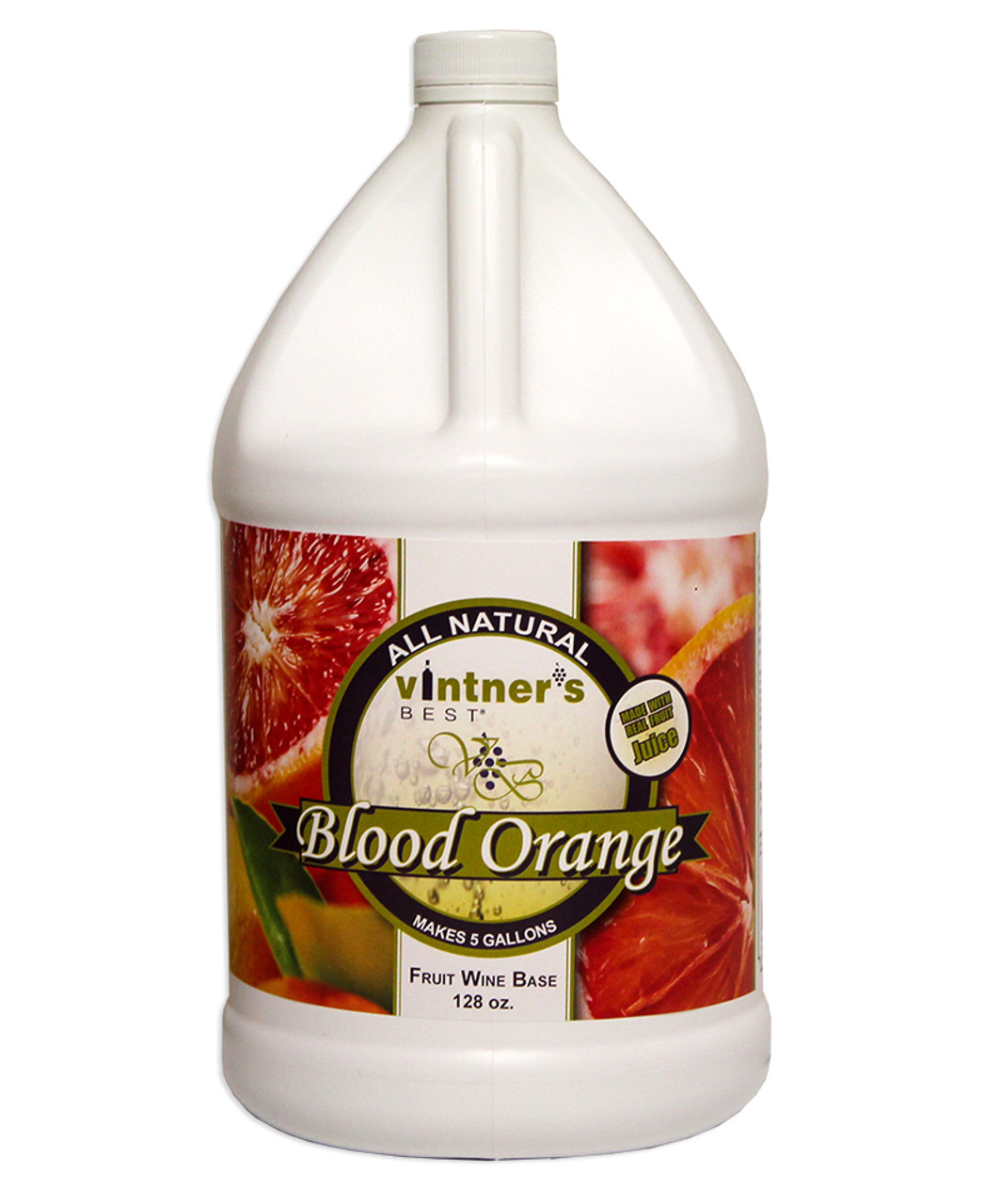 Vintner's Best® Blood Orange Fruit Wine Base 128 Oz (1 Gal)
