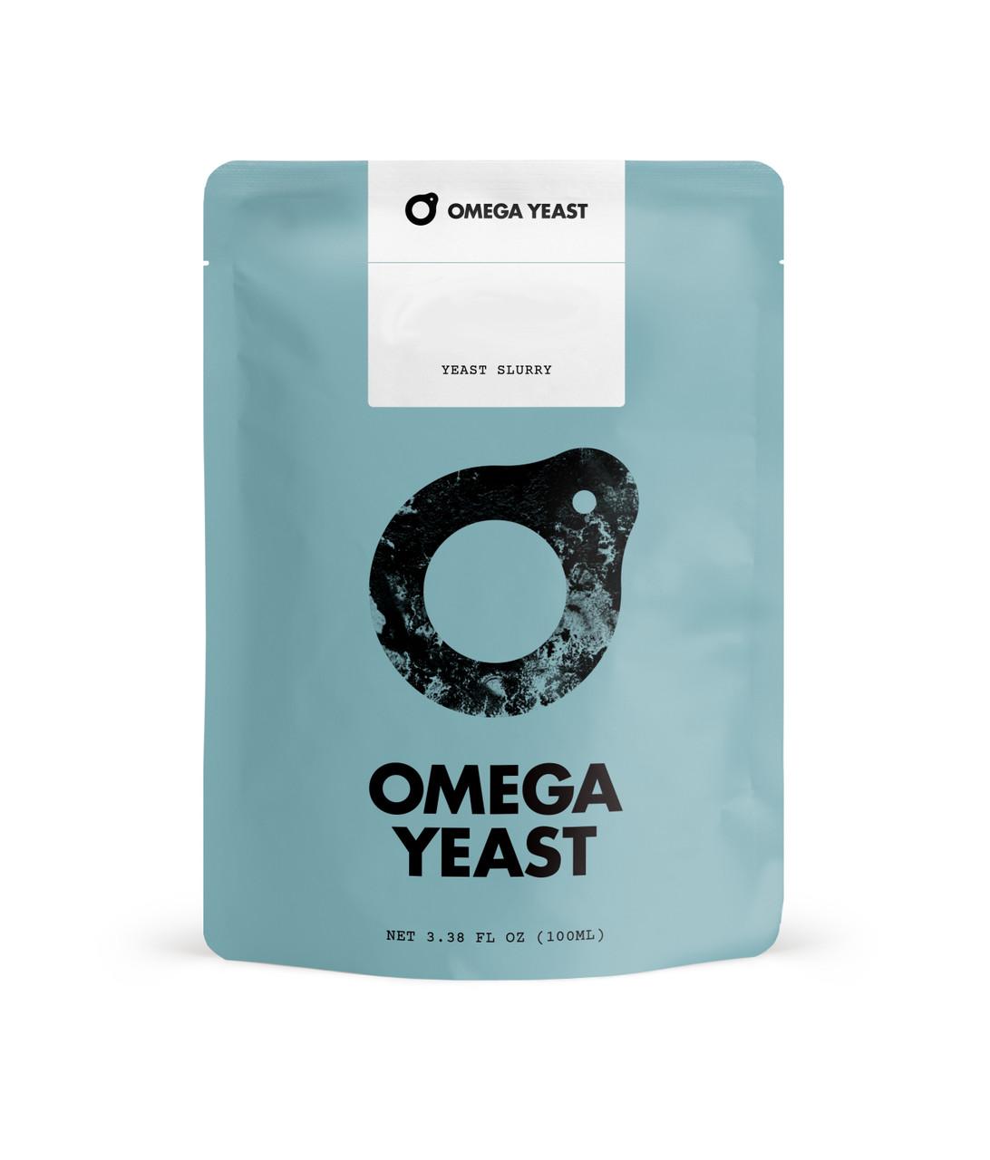 Omega Yeast Labs Hothead Ale Liquid Yeast