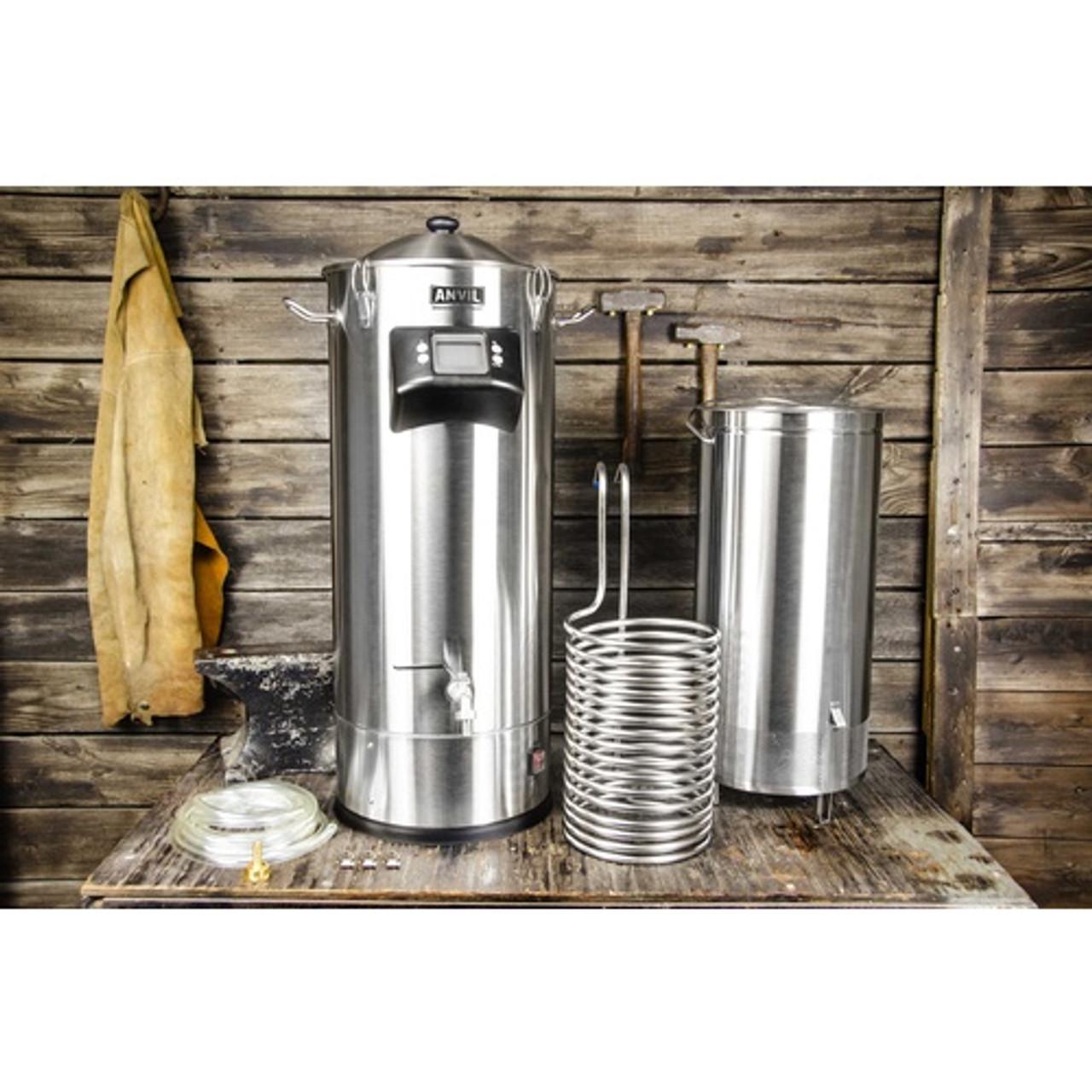 Anvil Foundry All-grain Brewing System - 10.5 Gallon