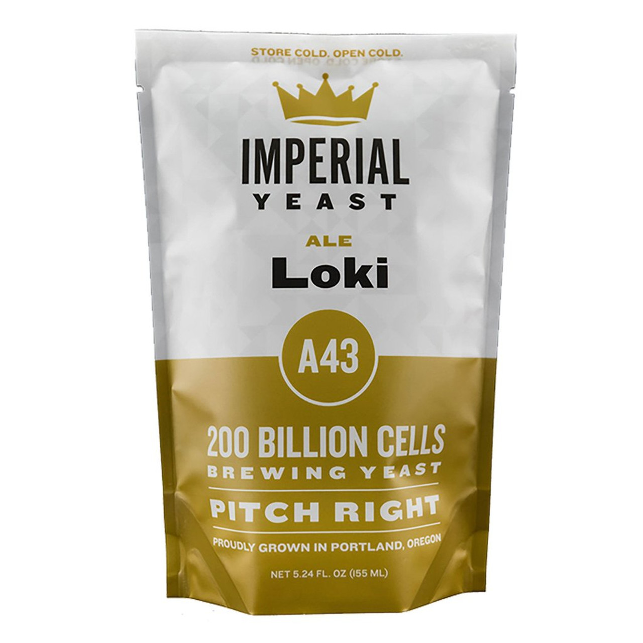 Imperial Yeast - A43 Loki