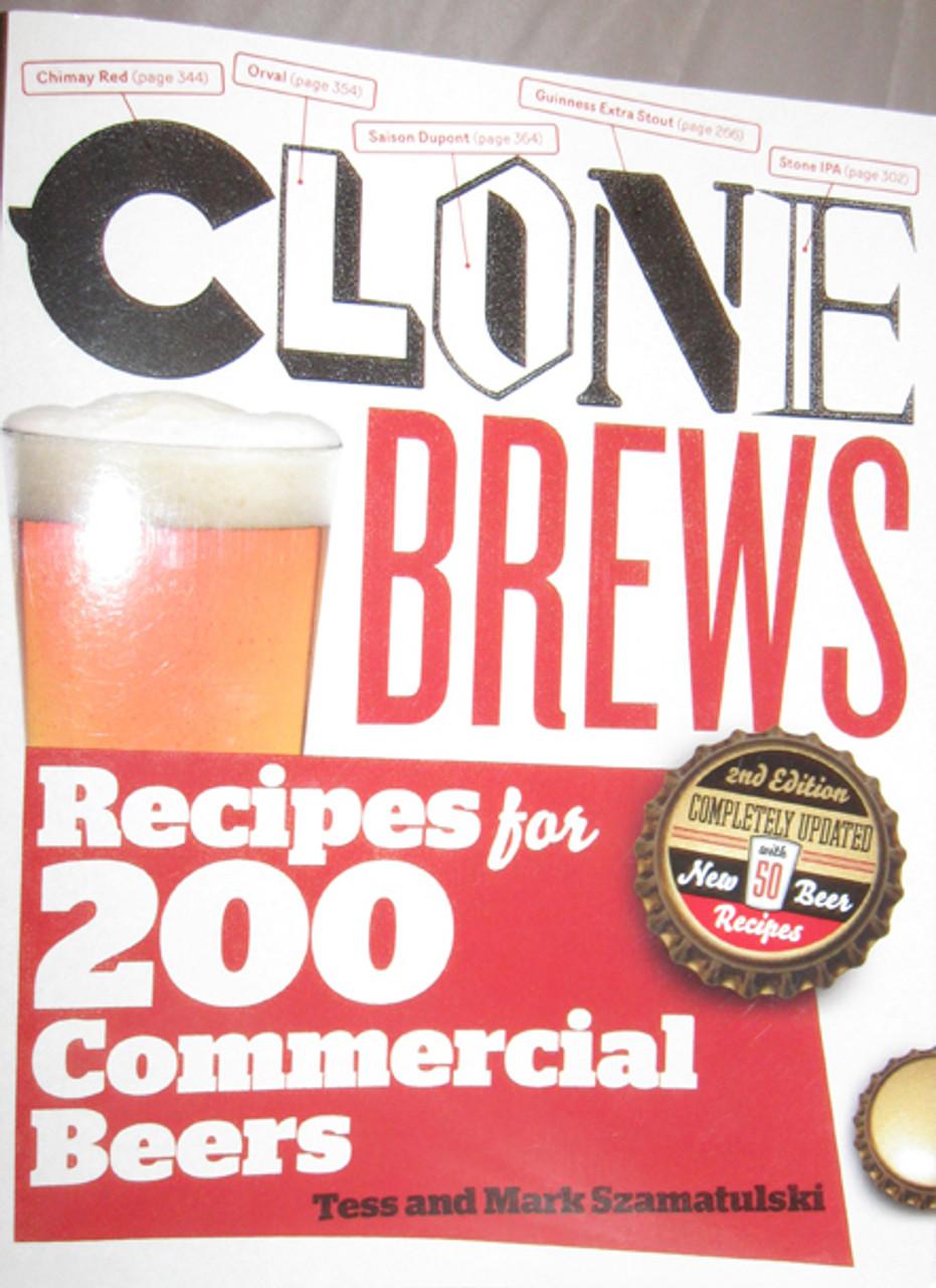Clone Brews - Revised Edition (Szamatulski)