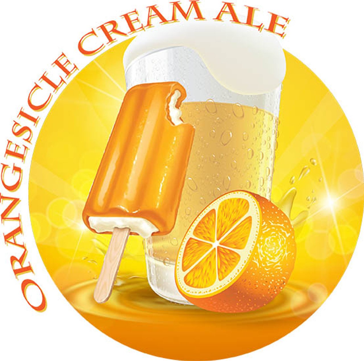 Orangesicle Cream Ale Ingredient Package (Limited)