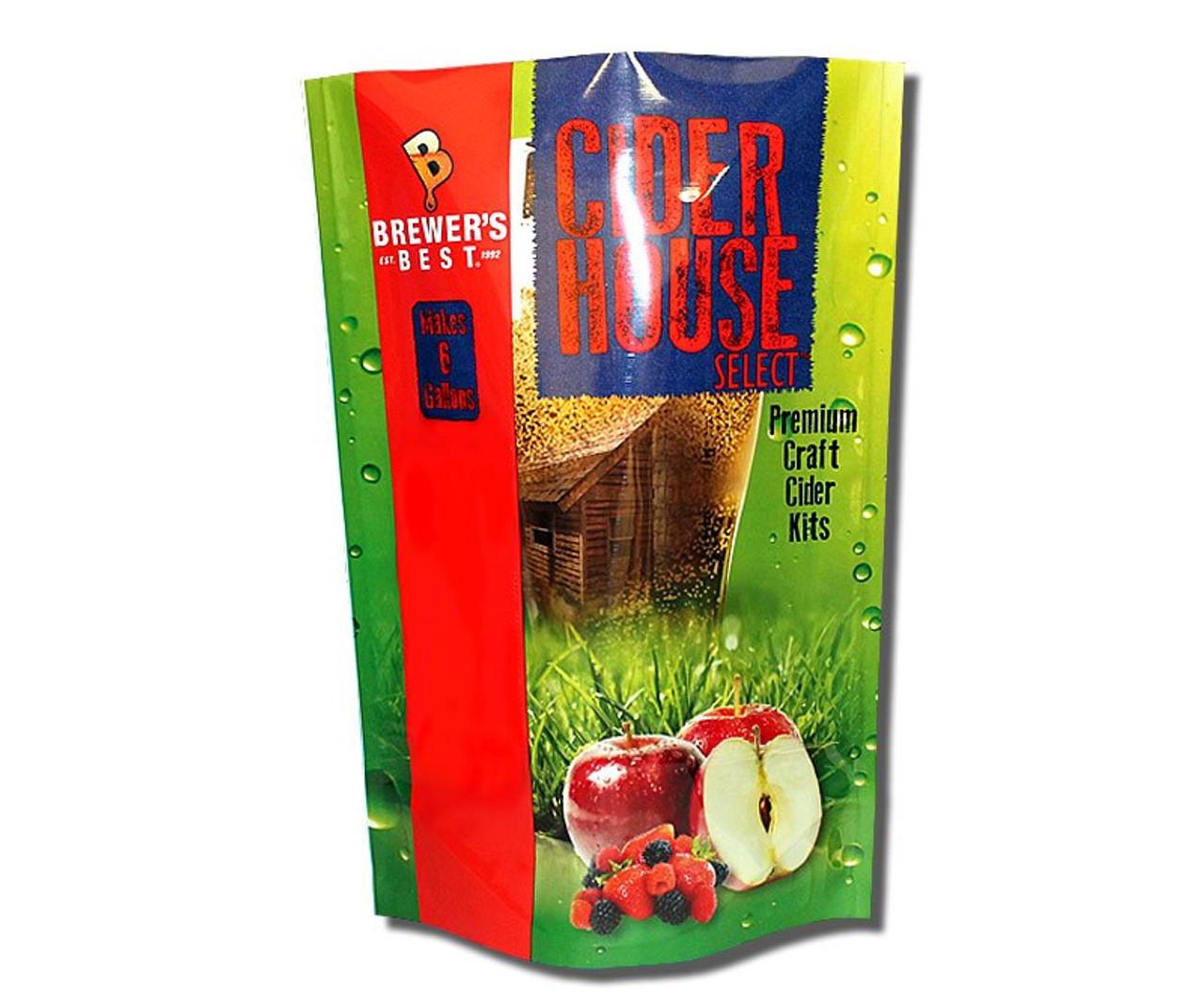 Cider House Select Pear Cider Making Kit