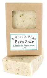 3 Sheets Soap