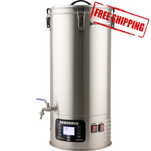 Robobrew V3 All Grain Brewing System - 35L/9.25G