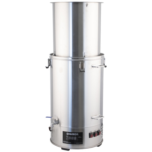 DigiMash Electric Brewing System - 17.1 Gal (220V)