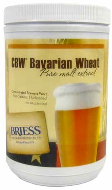 Briess Bavarian Wheat Canister 3.3 Lb