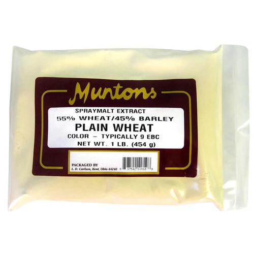 Muntons 1 Lb Plain Wheat Spray Dried Malt Extract