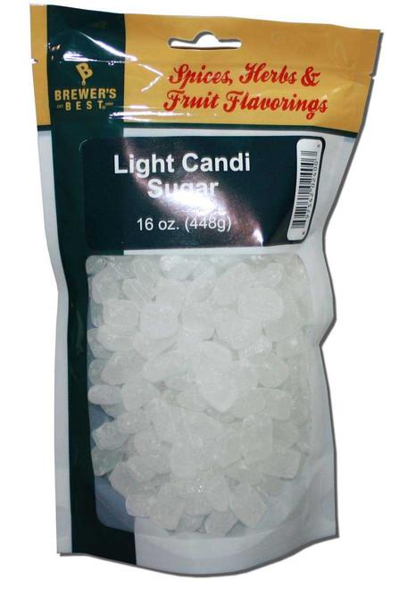 Brewer's Best Light Belgian Candi Sugar 1 Lb