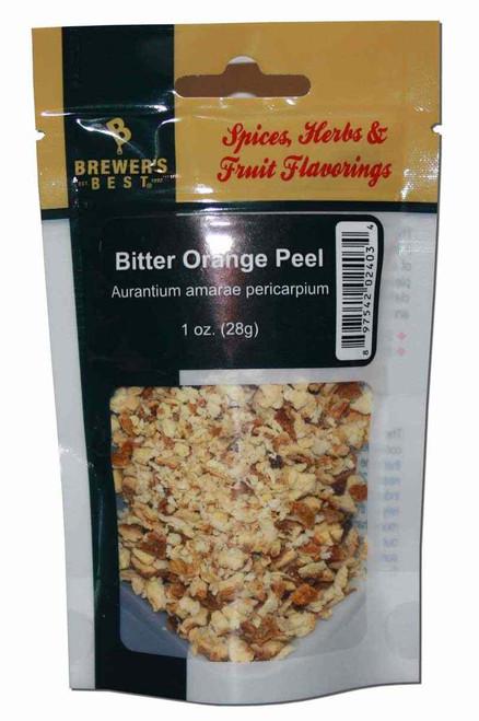 Brewer's Best Bitter Orange Peel 1 Oz