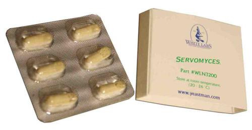 White Labs Servomyces Yeast Nutrient (6 Capsules)