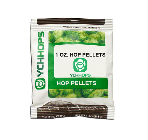 UK Fuggle Hop Pellets 1 Oz