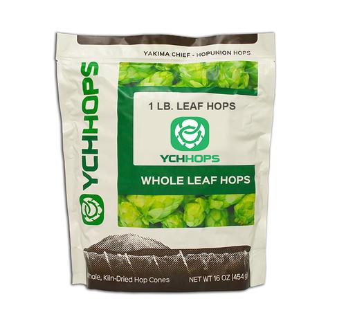 US Cascade Leaf Hops 1 Lb