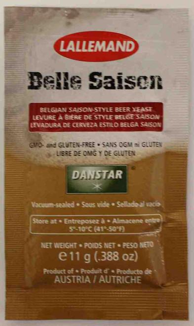 Lallemand Belle Saison Ale Brewing Yeast 11 Gram