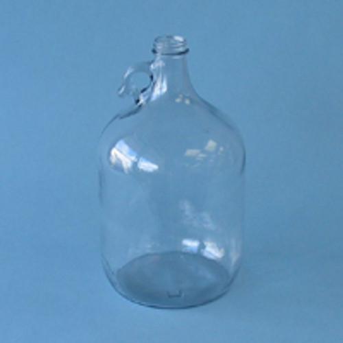 Clear One Gallon Glass Jug