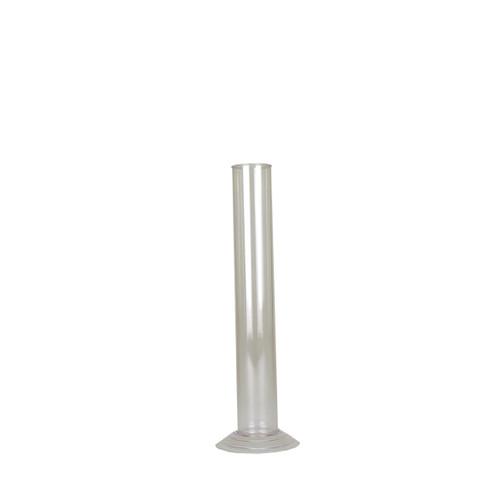 "Plastic Hydrometer Test Jar 10"""