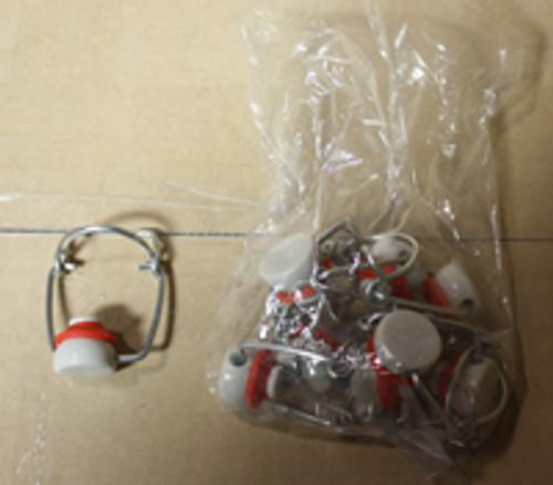 Caps For E.Z. Cap Bottles 12/Bag