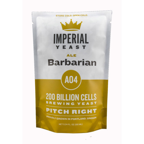 Imperial Yeast - A04 Barbarian