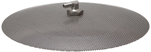 "9"" Stainless Domed False Bottom"