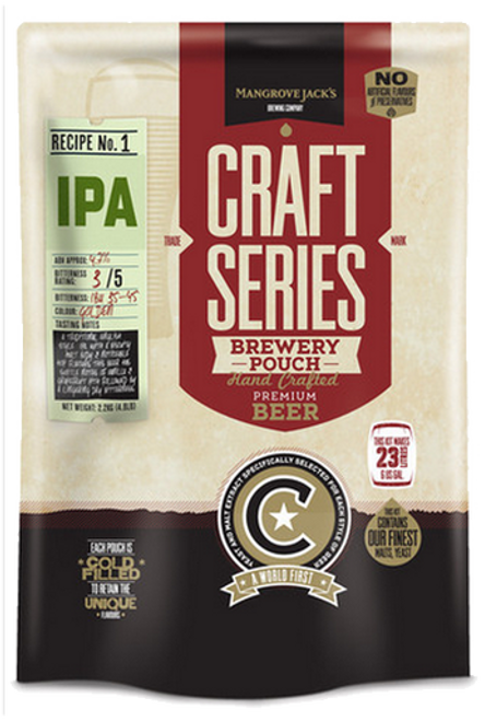 Mangrove Jack's Craft Series IPA With Dry Hops