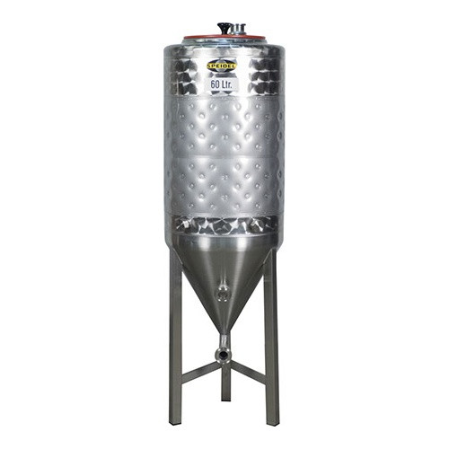 Speidel Stainless Jacketed Conical Fermenter - 16 Gallon (60L)
