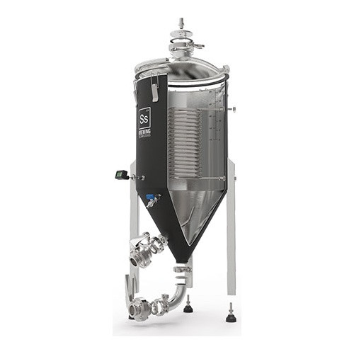 Half bbl   Chronical Brewmaster Edition Fermenter