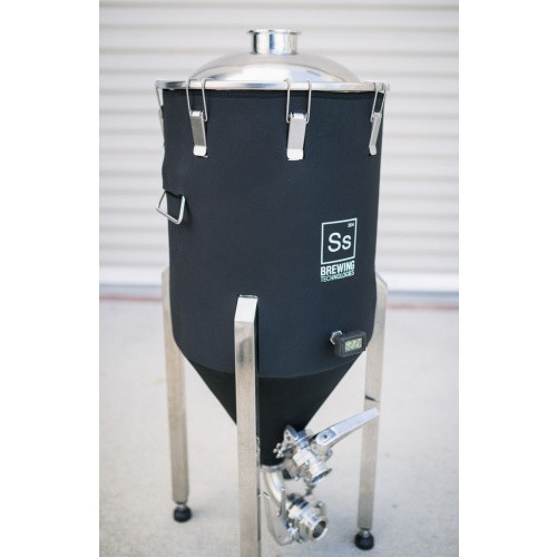 One bbl | Chronical Brewmaster Edition Fermenter with FTSs Chilling Package