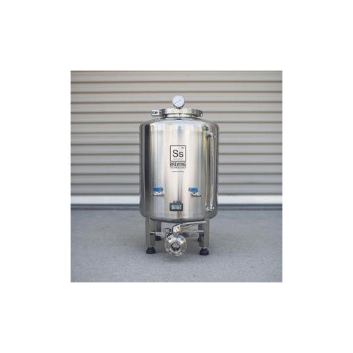 10 gal | Ss Brite Tank with FTSs Chilling Package