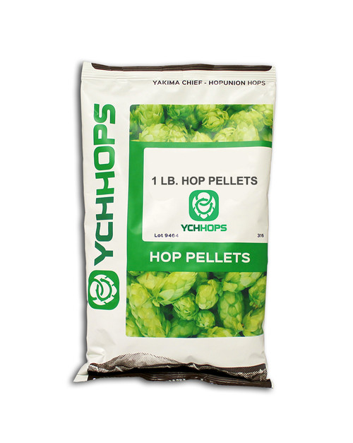UK East Kent Golding Hop Pellets 1 Lb.