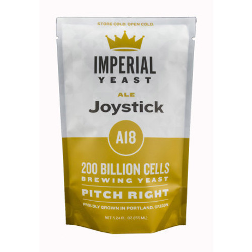 Imperial Yeast - A18 Joystick