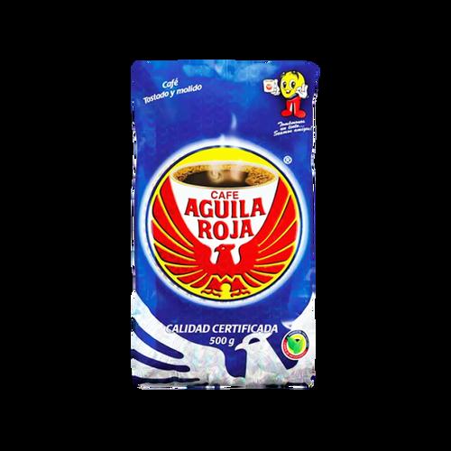 CAFE MOLIDO AGUILA ROJA 250gr