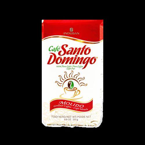 CAFÉ TOSTADO MOLIDO SANTO DOMINGO 226,8gr