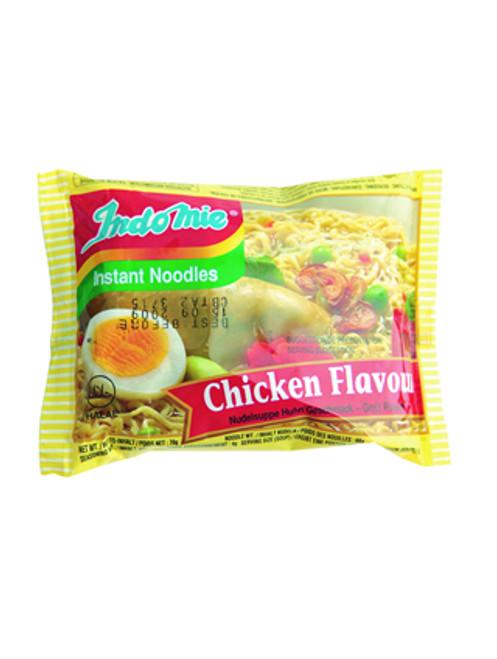 Instant Noodles Pollo